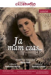 Anisa RAik, teatr w Opolu, spektakl muzyczny, piosenki Opole,