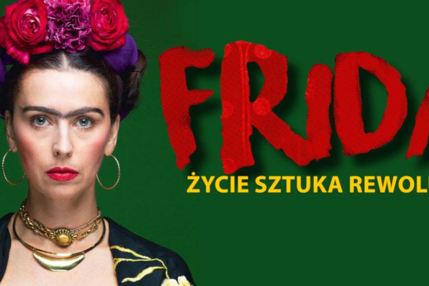 Frida w teatrze w w Opolu, teatr Opole, opolski teatr, przedstawienie, kultura Opole, dla studenta teatr, ambitny teatr, dobry teatr,