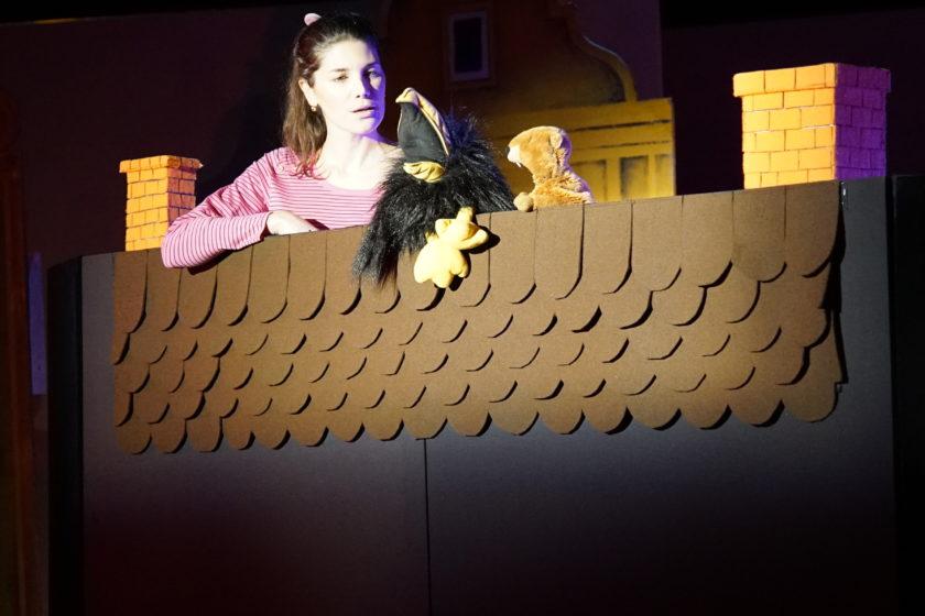 spektakl edukacyjny, spektakl dla dzieci, teatr