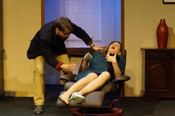HIPNOZA Antoniego Cwojdzińskiego – komedia – spektakl w ramach projektu ROPS