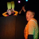 teatr lalkowy, przedstawienie dla najmłodszych, teatr dla dzieci,